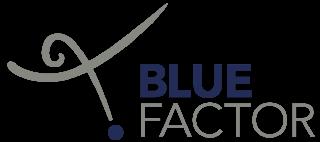 Logo Blue Factor
